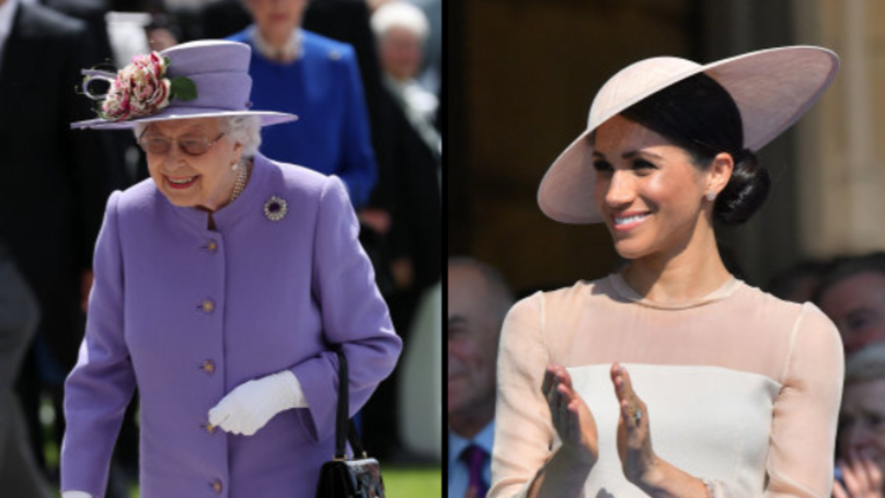 The Queen Gave A Very Expensive Wedding Gift To Meghan Markle