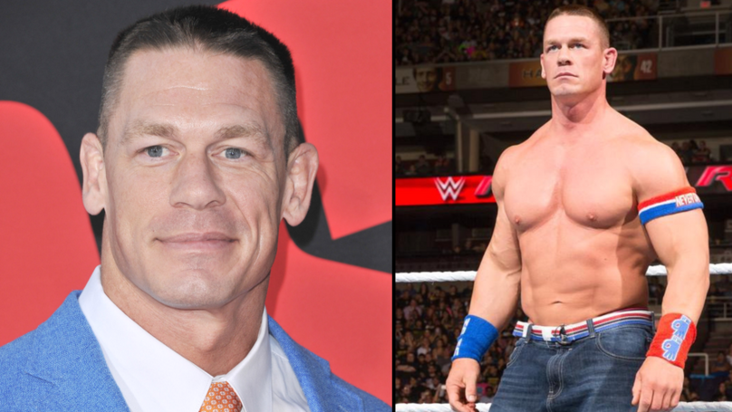 WWE Legend John Cena Reveals Beard After Break-Up From Nikki Bella