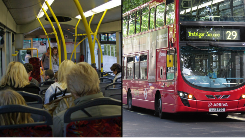 Mum Slammed For Not Making Her Young Kids Give Up Their Bus Seat For OAP
