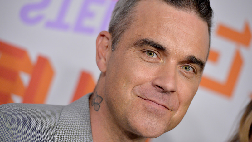 Robbie Williams Reveals Mental Health Demons Have Brought Him To The Edge