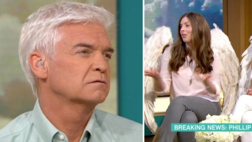 This Morning Guests Claim Holly Willoughby And Philip Schofield Sent From Heaven