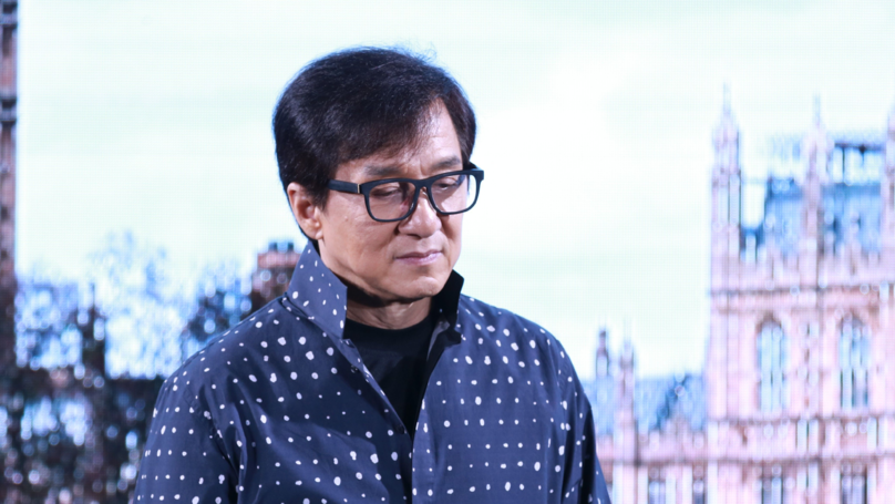 Jackie Chan Discusses Being A 'Nasty Jerk' In New Memoir