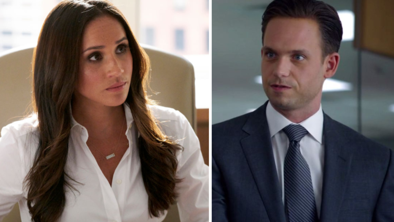 Suits Season 7 Trailer Teases Meghan Markle's Departure From The Show