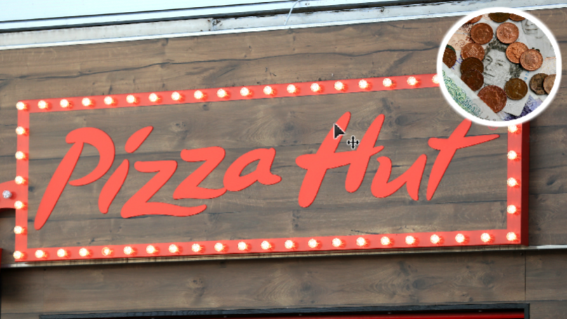 You Can Get A Free Pizza From Papa Johns, Domino's or Pizza Hut
