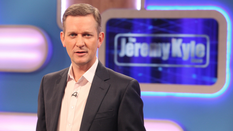 Jeremy Kyle Show Has A Happy Ending But It's All Just A Tragic Circus