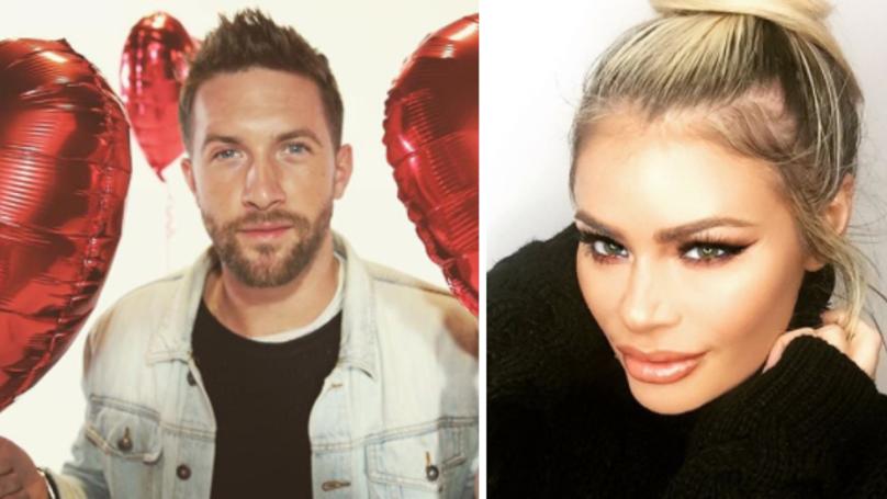 X Factor's Matt Linnen Been Sending TOWIE's Chloe Sims 'Flirty' Messages