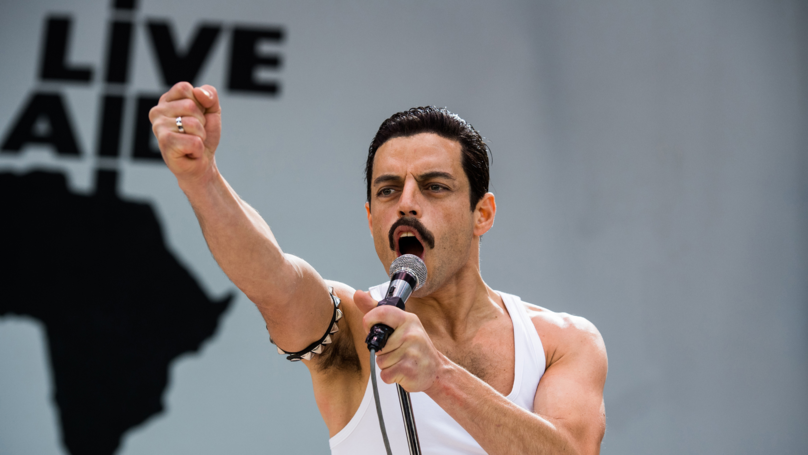 Cinemas Are Now Showing A Sing-A-Long Version Of Bohemian Rhapsody