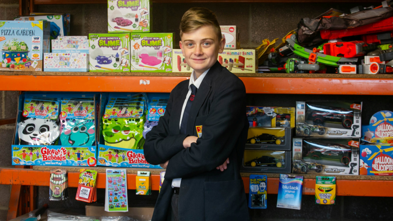 Teenage Boy Built Up Online Toy Empire And Turns Over £15,000 A Year
