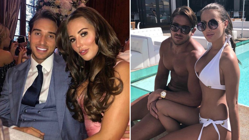 TOWIE's James Lock And Yazmin Oukhellou To Have Baby According To Psychic