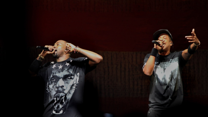 Kanye West And Jay Z Are Making 'Watch The Throne 2'
