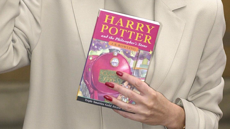 It's 20 Years Since The First Harry Potter Book Was Published