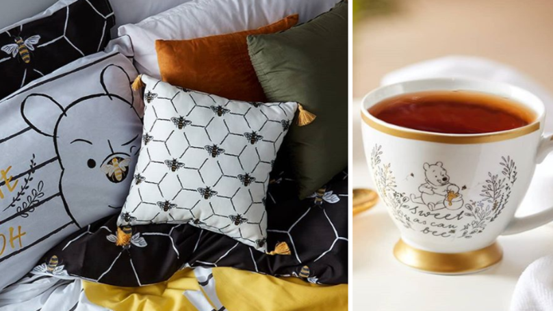 Primark Has Launched Winnie The Pooh Homeware And Honey It's Gorgeous