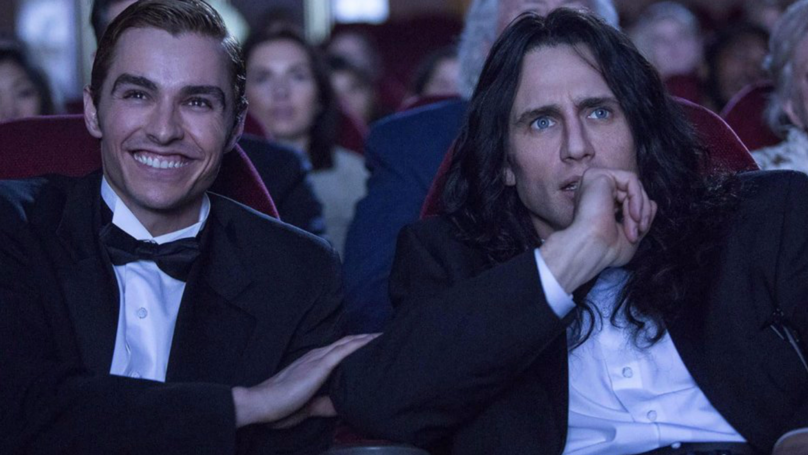 First Official Trailer For James Franco's 'The Disaster Artist' Looks Unbelievable