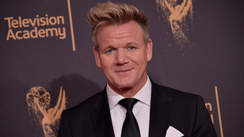 Gordon Ramsay Tells His Kids To 'F*** Off To Another Chef' For A Job
