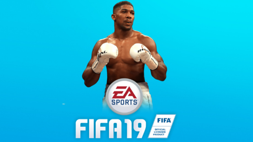 Anthony Joshua's Featured FIFA 19 Ultimate Team Squad Is Ridiculous