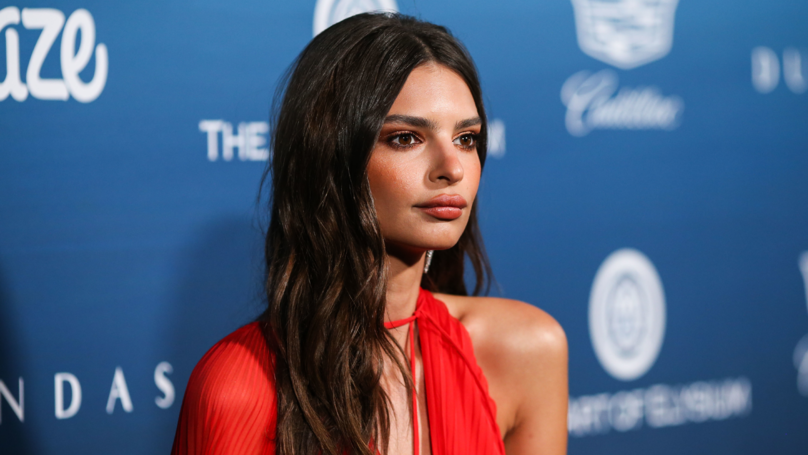 Emily Ratajkowski Hits Back At Critics Of Instagram Post Featuring Friend On The Beach