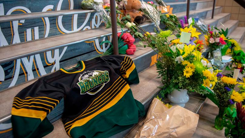 Canada Pulls Together Following Junior Hockey Team Bus Crash Tragedy