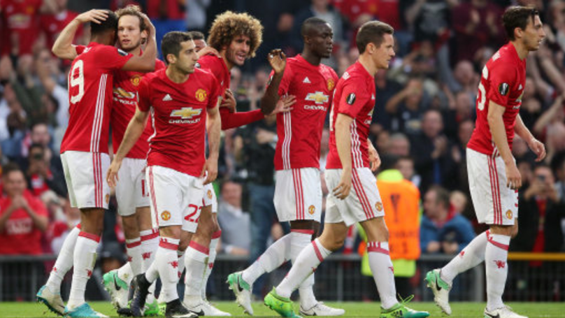 Manchester United Squad Set For Huge Pay Increase If They Lift Europa League