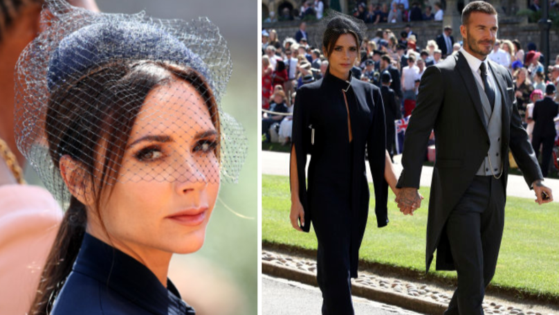 Is This Why Victoria Beckham Didn T Smile At Royal Wedding