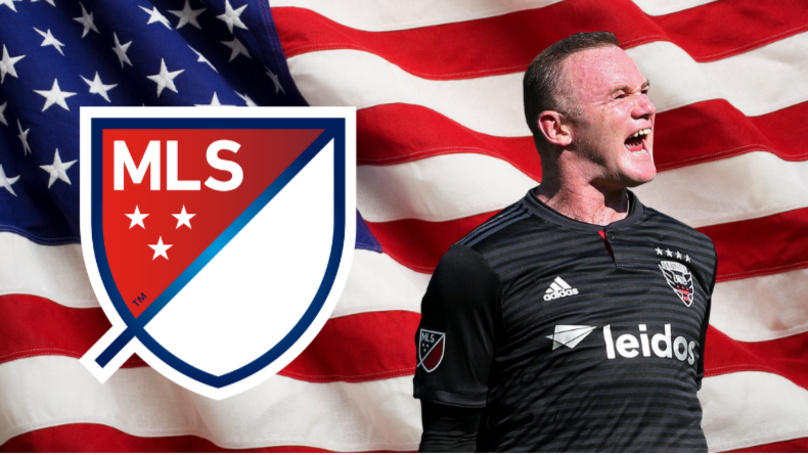 One Year Ago Today, Wayne Rooney Made The Move To The MLS