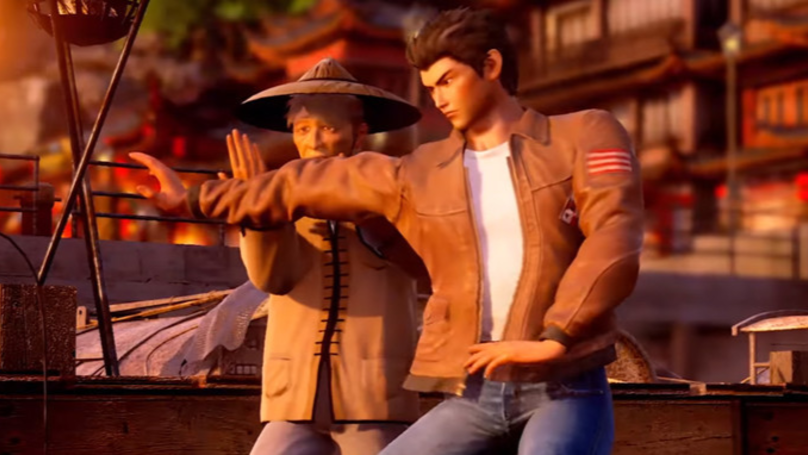 ​Shenmue 3: Kickstarter's Most Funded Video Game Needs A Massive 100GB For PC
