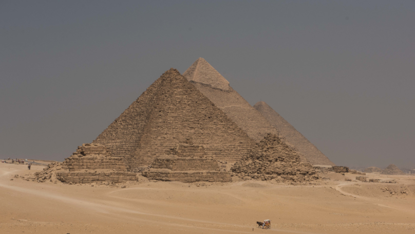 Archaeologists Find Secrets Of Out How Ancient Pyramid Of Giza Was Built