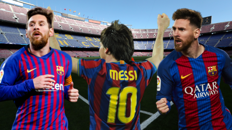 Fan's Incredible Thread Explains How Lionel Messi Is The Most Versatile Forward Ever