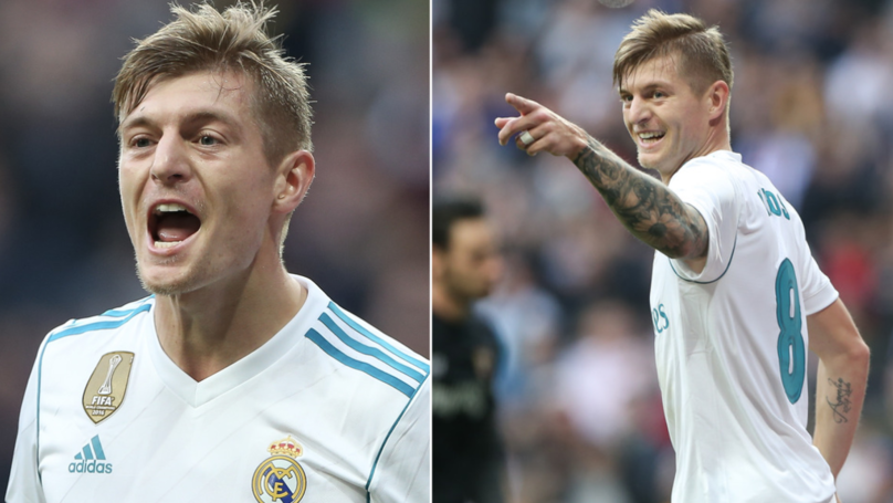 Toni Kroos Is Manchester United's Number One Transfer Target This Summer