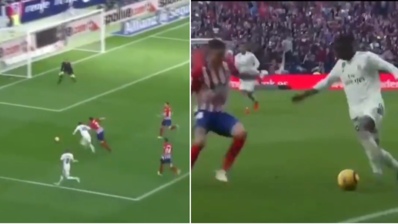 'Fearless' Vinícius Júnior Casually Ruining Giants Like Godin And Gimenez Is Proof He's The Real Deal