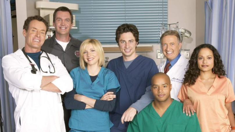 The Original Scrubs Cast Reunited After Almost A Decade And It Was Magical