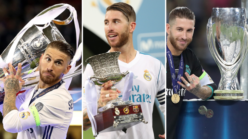 Sergio Ramos Plays His 25th Final, Scores For Real Madrid In Club World Cup