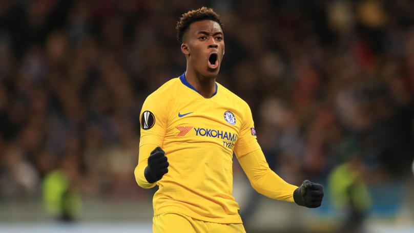 Callum Hudson-Odoi Could Become Second Best Paid Teenager In Football