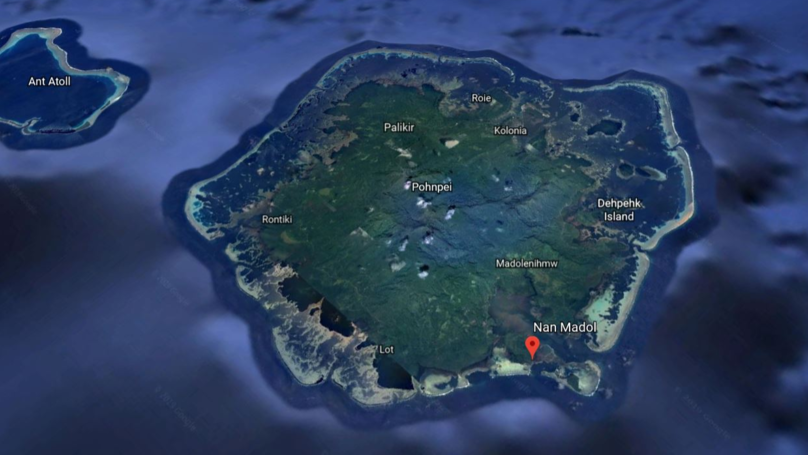 Google Earth: Researchers Shed Light On Ancient City On Island Of Pohnpei