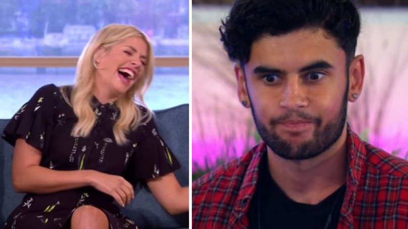Holly Willoughby And Phillip Schofield 'Mock' Love Islanders' 'Annoying' Habit