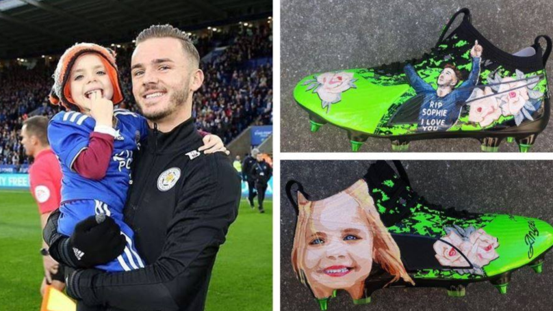 "James Maddison To Wear Custom Boots In Tribute To Late ""Best Friend"" Sophie Taylor"