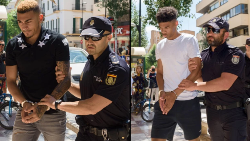 Two Footballers Arrested In Connection With Alleged Rape Of Teenager In Ibiza