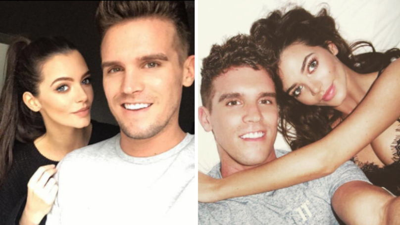 Gaz Beadle Has Posted A Cute Video Of Emma McVey's Bump On Instagram