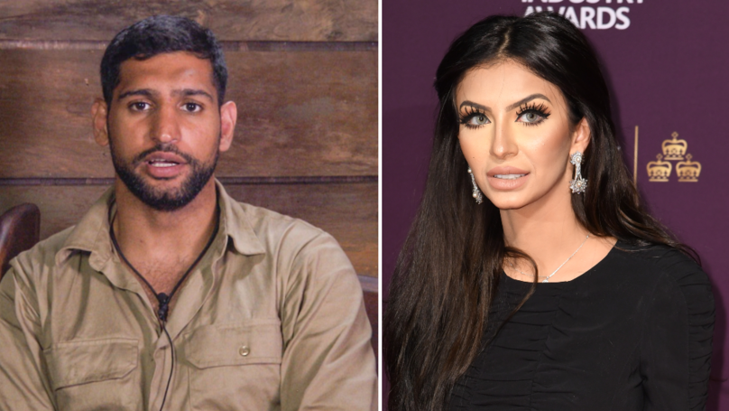 Amir Khan 'Joined I'm A Celeb To Take A Break From Wife Drama'