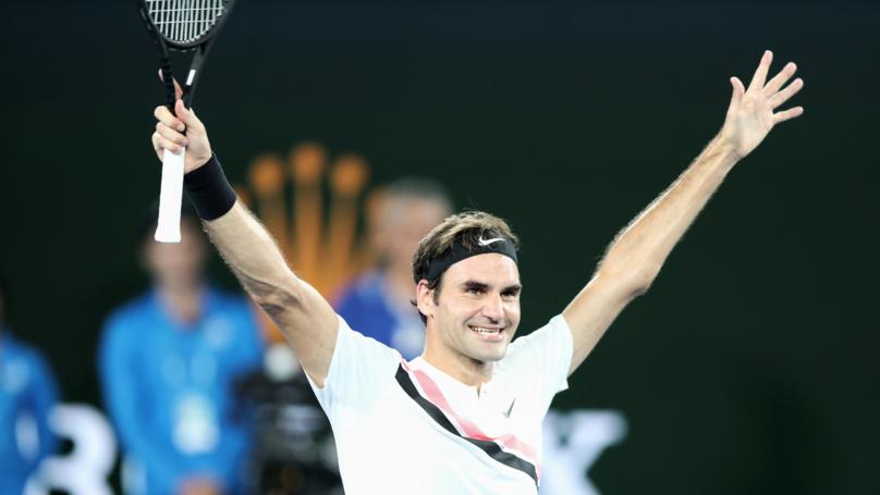 Roger Federer Wins Rotterdam Open Against Grigor Dimitrov