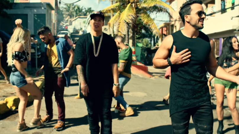 'Despacito' Has Become The Most Streamed Song Of All Time