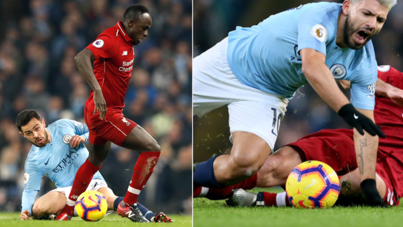 Liverpool Fans Are Now Blaming 'The Length Of The Grass' At The Etihad