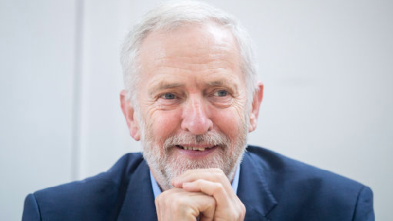 Jeremy Corbyn Will Share The Sofa On 'Gogglebox' With A Mystery Guest