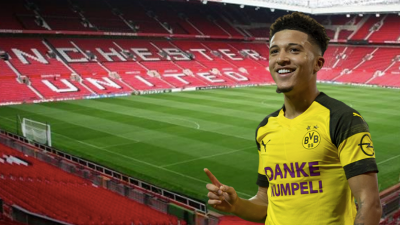 Borussia Dortmund 'Name Their Price' For Jadon Sancho, Man Utd Preparing Bid