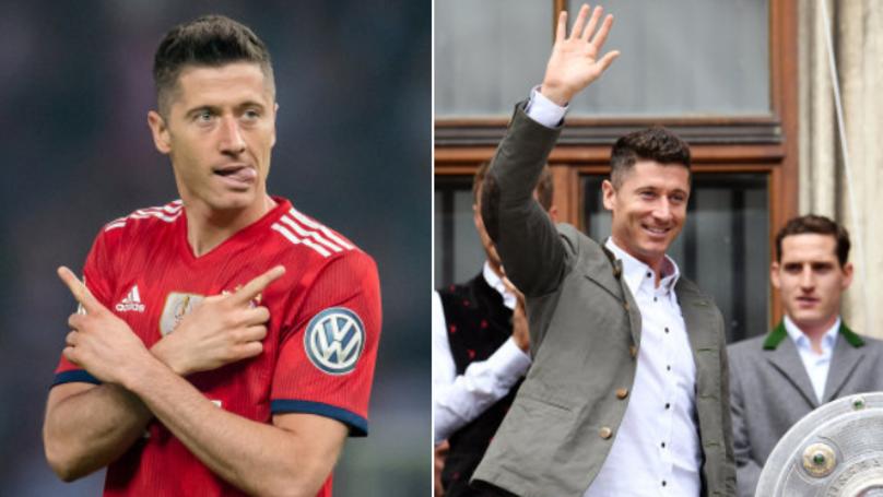 Bayern Munich 'Officially Informed' That Robert Lewandowski Wants To Leave The Club
