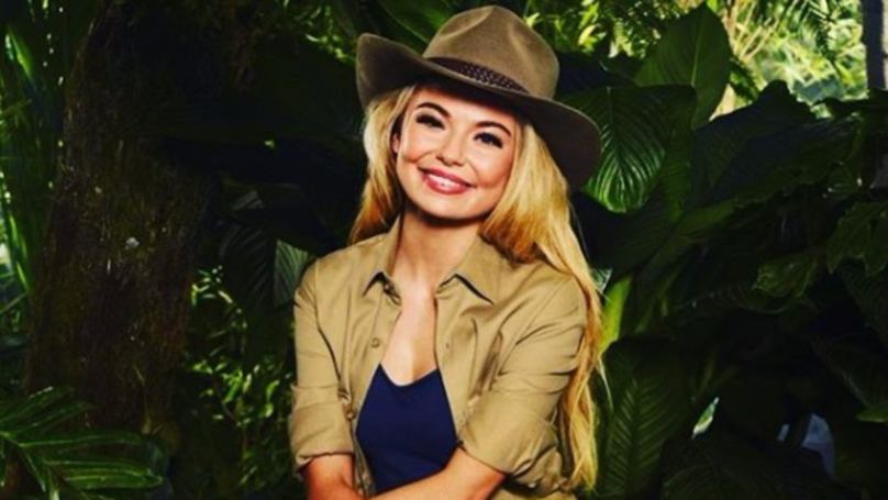 Georgia Toffolo Is Reportedly The Most Backed 'I'm A Celeb' Contestant Ever
