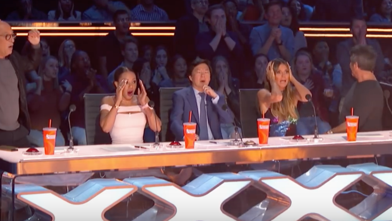 Terrifying Trapeze Act Goes Dangerously Wrong On 'America's Got Talent'
