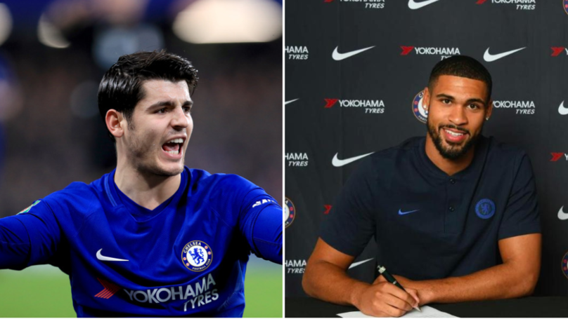 Chelsea's Official Twitter Account Savagely Reacts To Selling Alvaro Morata
