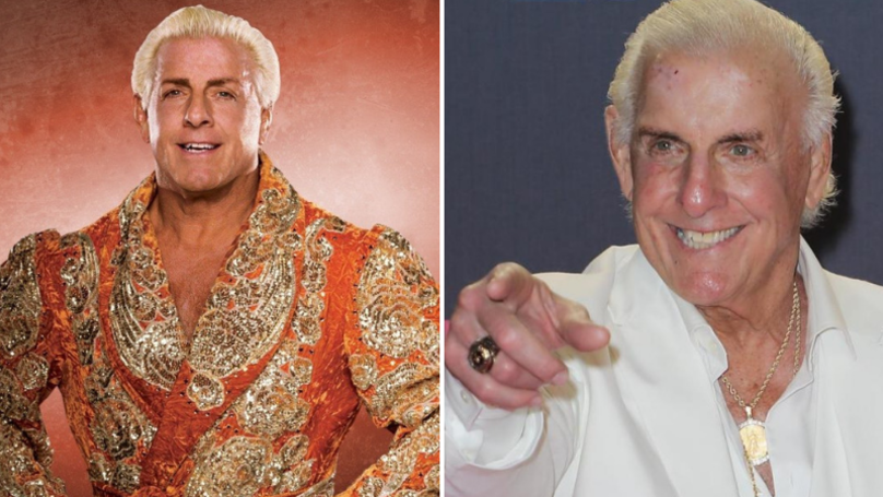 Ric Flair Is In Hospital After Suffering A 'Very Serious' Medical Emergency