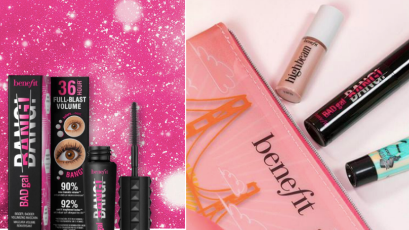 Here's How You Can Get A Mini Benefit Mascara For Completely Free