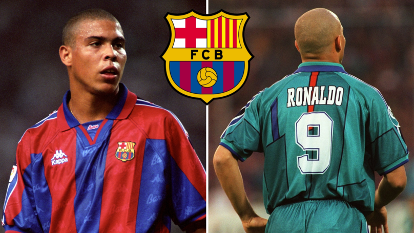 The Incredible Story Of How Barcelona Ended Up Signing Ronaldo Luís Nazário De Lima